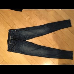 Denim & Supply relaxed skinny jeans size 24